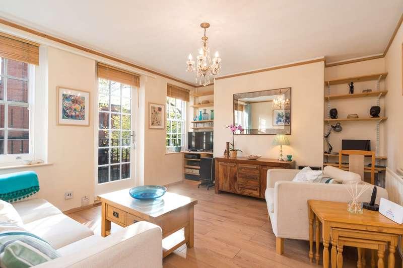 1 Bedroom Flat for sale in Dennington Park Road, West Hampstead