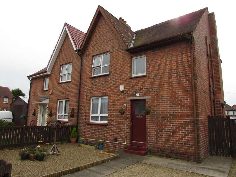 3 Bedrooms Semi Detached House for sale in Dalmilling Crescent, Ayr KA8