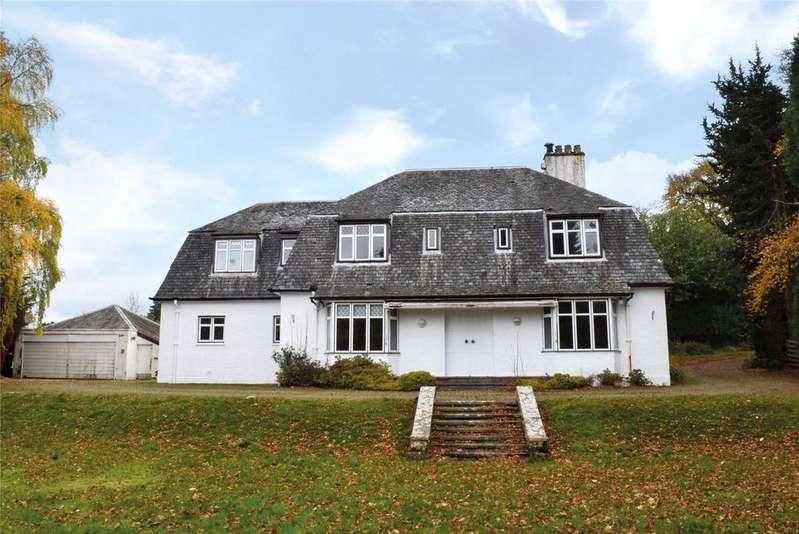 4 Bedrooms Detached House for sale in Woodcroft, Drumbeg Loan, Killearn