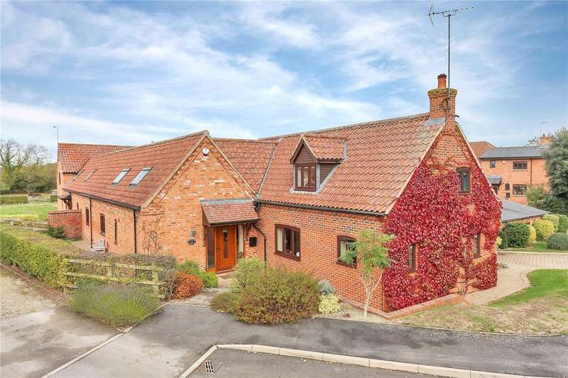 4 Bedrooms Barn Conversion Character Property for sale in Rookery Farm, Cropwell Butler, Nottingham