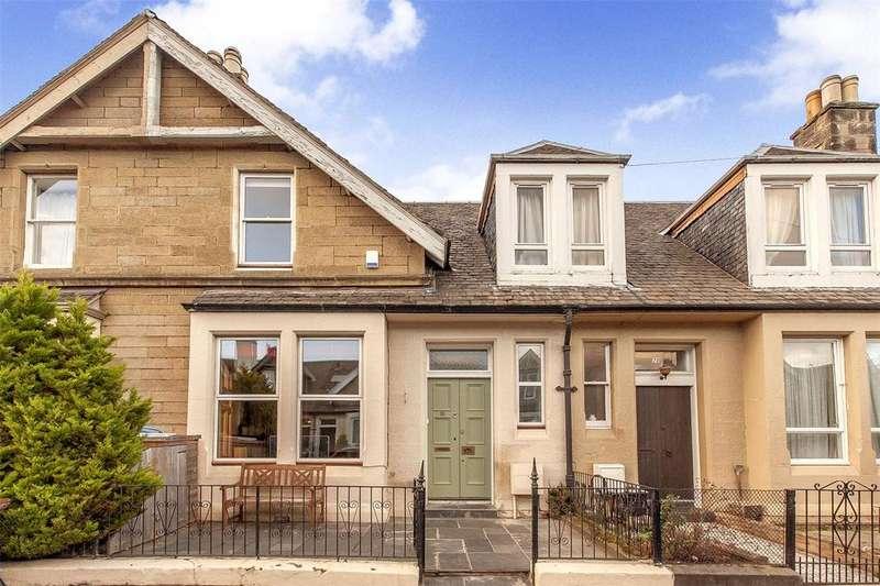 3 Bedrooms Terraced House for sale in 18 Cambridge Avenue, Edinburgh, EH6