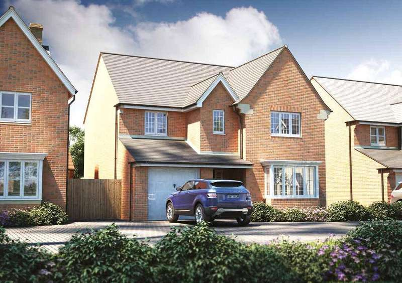 4 Bedrooms Detached House for sale in The EarlswoodPinhoe, Pinn Court Farm, Pinncourt Lane, Exeter, EX1