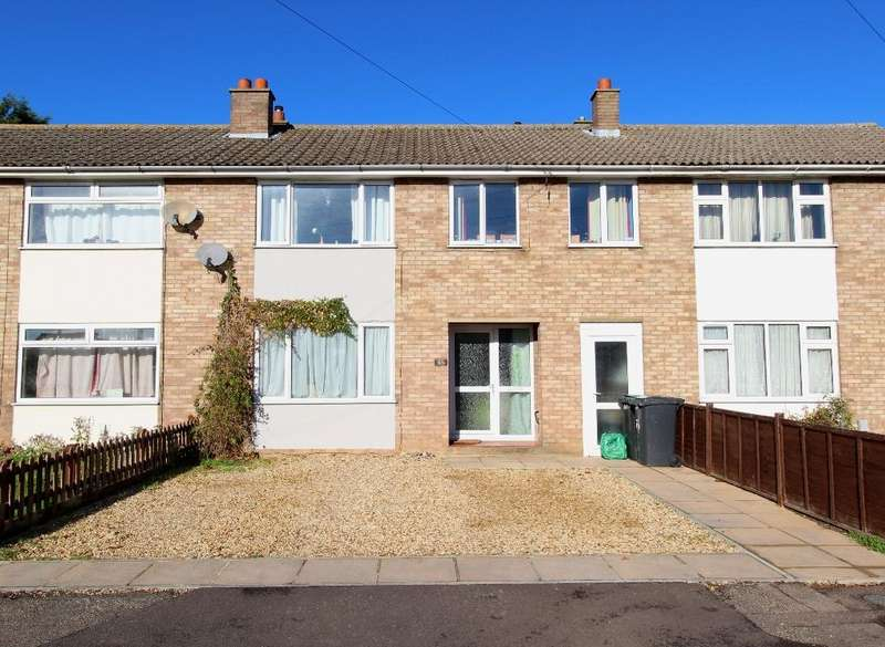 3 Bedrooms Terraced House for sale in Glebe Road, Sandy SG19