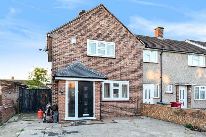 2 Bedrooms House for sale in Farm Crescent, Slough, Berkshire, SL2