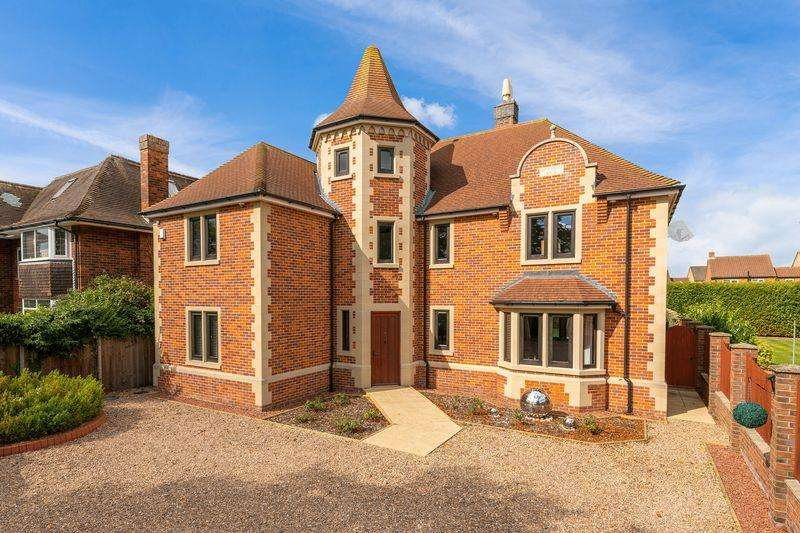 5 Bedrooms Detached House for sale in 'Skyview', 208a Grantham Road, Sleaford