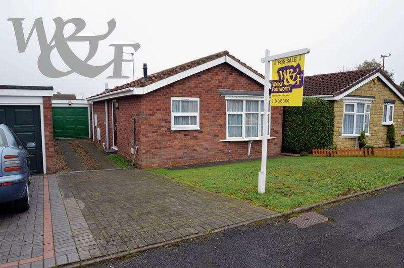2 Bedrooms Detached Bungalow for sale in Ash Way, Erdington, Birmingham