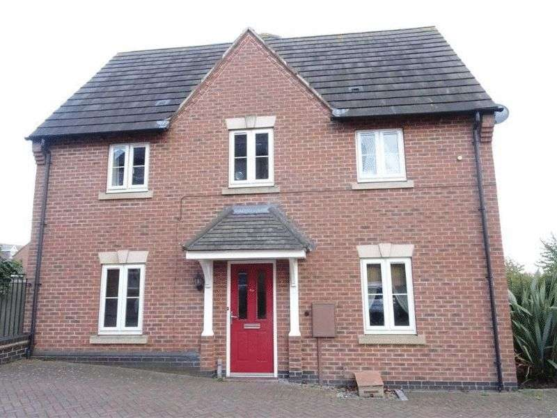 3 Bedrooms Property for sale in Montgomery Road Earl Shilton, Leicester