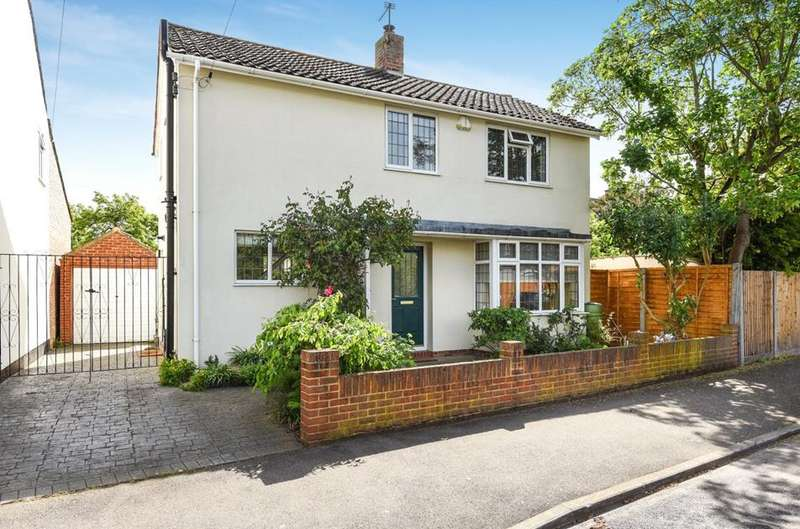 3 Bedrooms Detached House for sale in Vansittart Road, Windsor, Berkshire, SL4