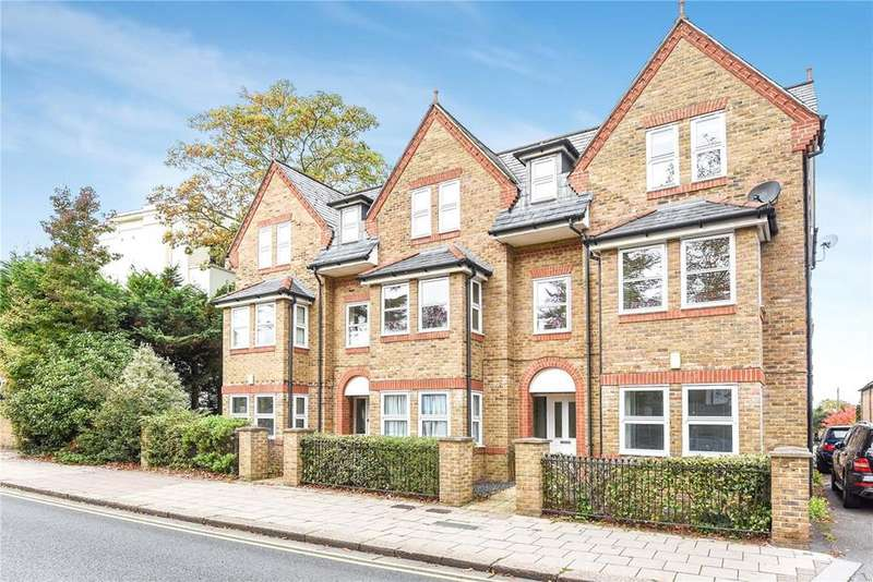 2 Bedrooms Maisonette Flat for sale in Transcend, St. Leonards Road, Windsor, Berkshire, SL4