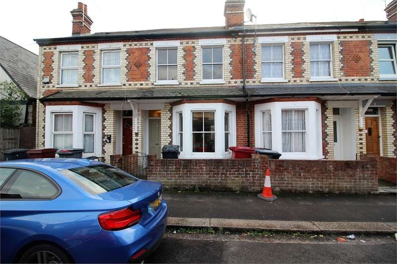 2 Bedrooms Terraced House for sale in Audley Street, READING, Berkshire