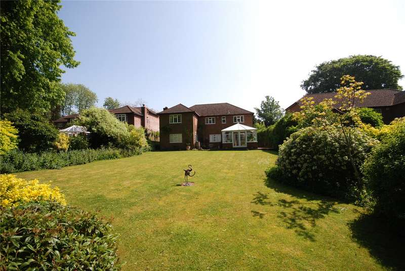 5 Bedrooms Detached House for sale in Shaftesbury Drove, West Harnham, Salisbury, Wiltshire, SP2