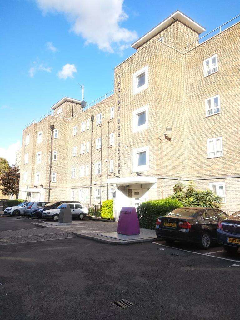 2 Bedrooms Flat for sale in Thelbridge house, Bow, Bruce Road E3