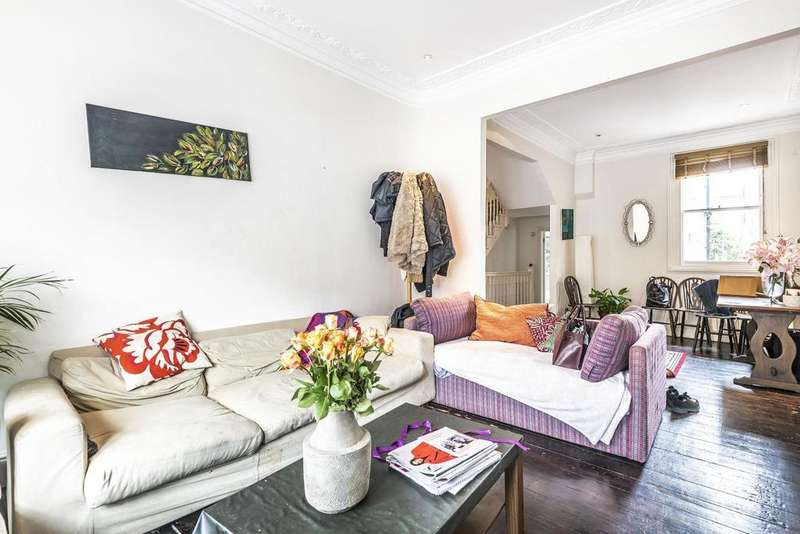 4 Bedrooms Detached House for sale in Dalberg Road, Brixton