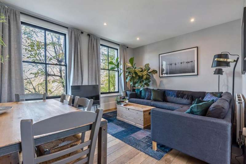 2 Bedrooms Flat for sale in Lorrimore Road, Walworth