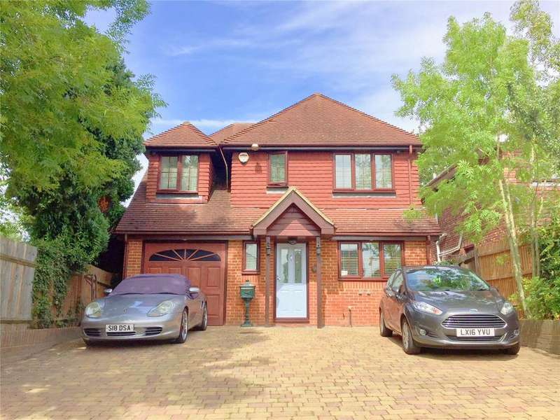 4 Bedrooms Detached House for sale in Constitution Hill, Snodland, Kent, ME6