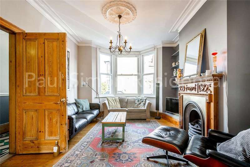 3 Bedrooms Terraced House for sale in Abbotsford Avenue, South Tottenham, London, N15