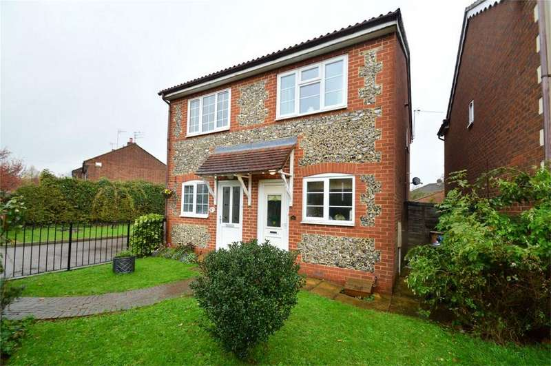2 Bedrooms Semi Detached House for sale in Chelwood Avenue, HATFIELD, Hertfordshire