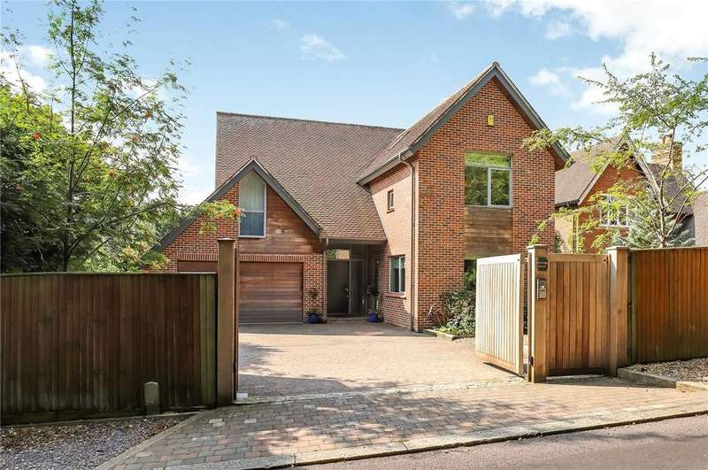 5 Bedrooms Detached House for sale in Sleepers Hill, Winchester, Hampshire, SO22