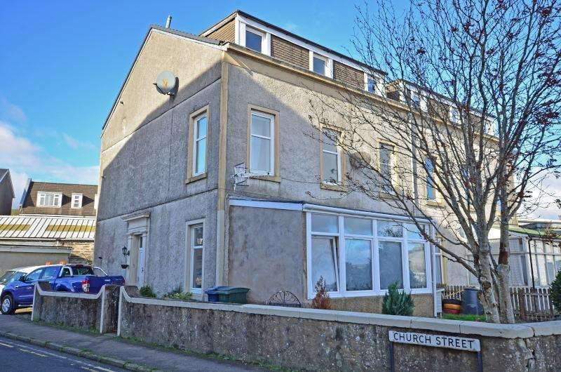 2 Bedrooms Flat for sale in Church Street, Dunoon, PA23