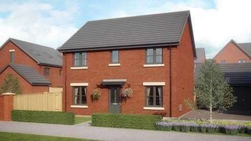 4 Bedrooms Detached House for sale in The Realford, Oaktree Grange, Clayton Le Woods, Leyland