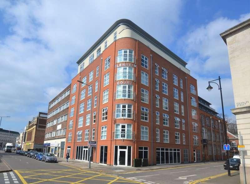 2 Bedrooms Apartment Flat for sale in Blenheim Court, City Centre LE1