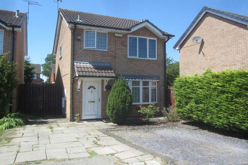 3 Bedrooms Detached House for sale in Lyceum Way, Crewe, CW1