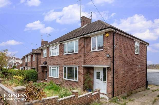 3 Bedrooms Semi Detached House for sale in Grampian Way, Luton, Bedfordshire