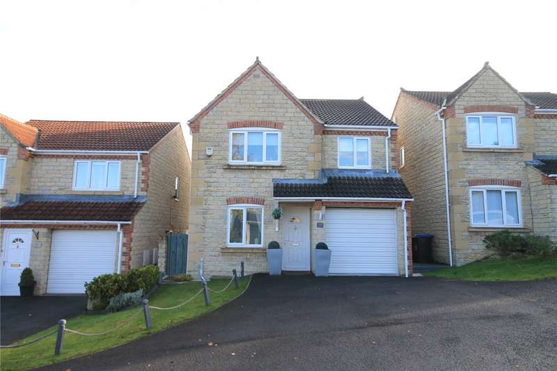 4 Bedrooms Detached House for sale in Oakwell Court, Hamsterley, Newcastle Upon Tyne, NE17