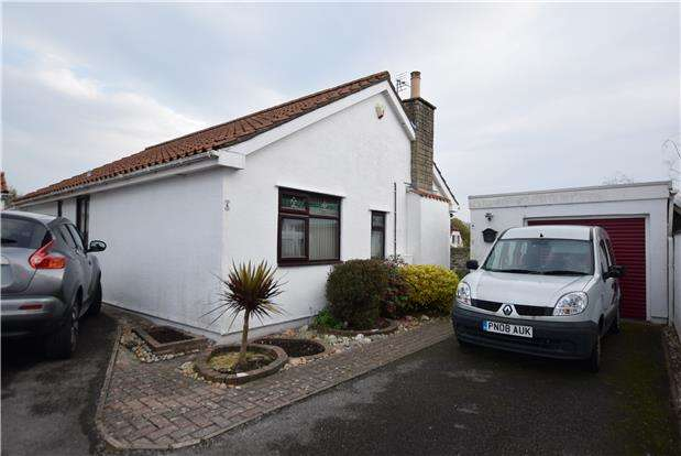 2 Bedrooms Detached Bungalow for sale in St Luke's Gardens, BRISTOL, BS4 4NW