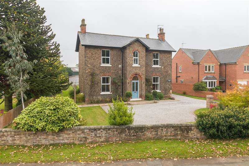4 Bedrooms Detached House for sale in Sycamore House, Busk Lane, Church Fenton, Tadcaster, LS24 9RJ