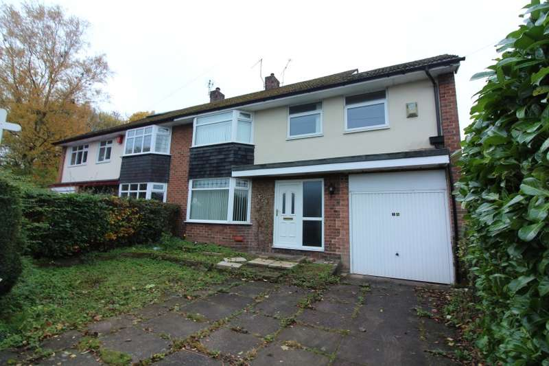 3 Bedrooms Semi Detached House for sale in 16 Maple Crescent, Blythe Bridge, Stoke-On-Trent, Staffordshire