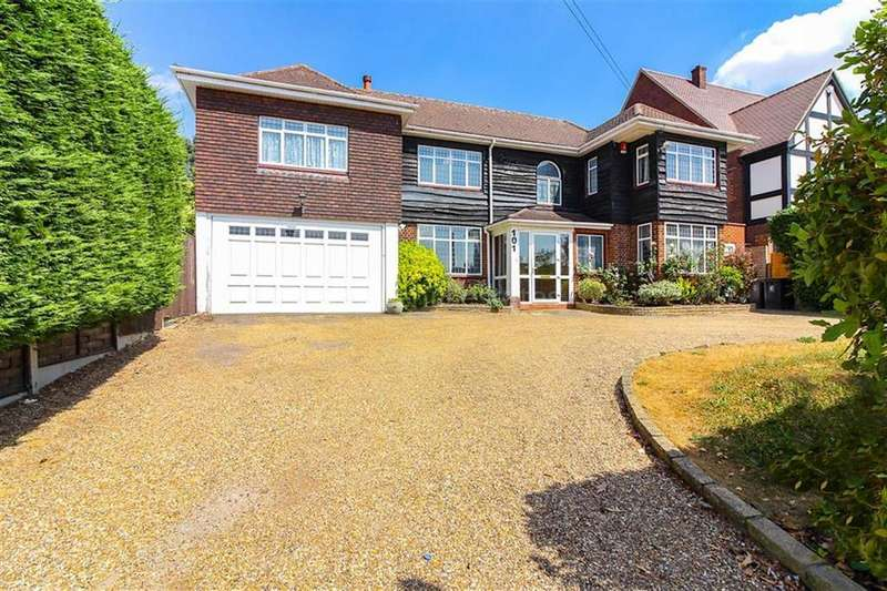 5 Bedrooms Detached House for sale in Tycehurst Hill, Loughton, Essex
