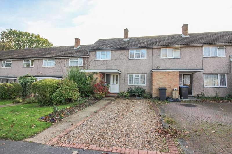 3 Bedrooms Terraced House for sale in Sadlers Mead, Harlow, CM18