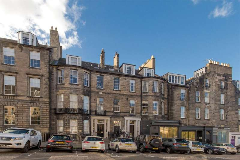 4 Bedrooms Flat for sale in 56/3 North Castle Street, New Town, Edinburgh, EH2