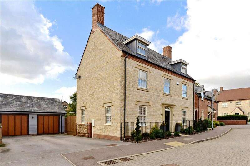 5 Bedrooms Detached House for sale in Kennel Lane, Paulerspury, Towcester, Northamptonshire