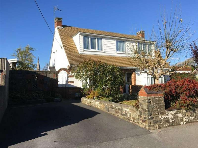 3 Bedrooms Detached House for sale in Alstred Street, Kidwelly