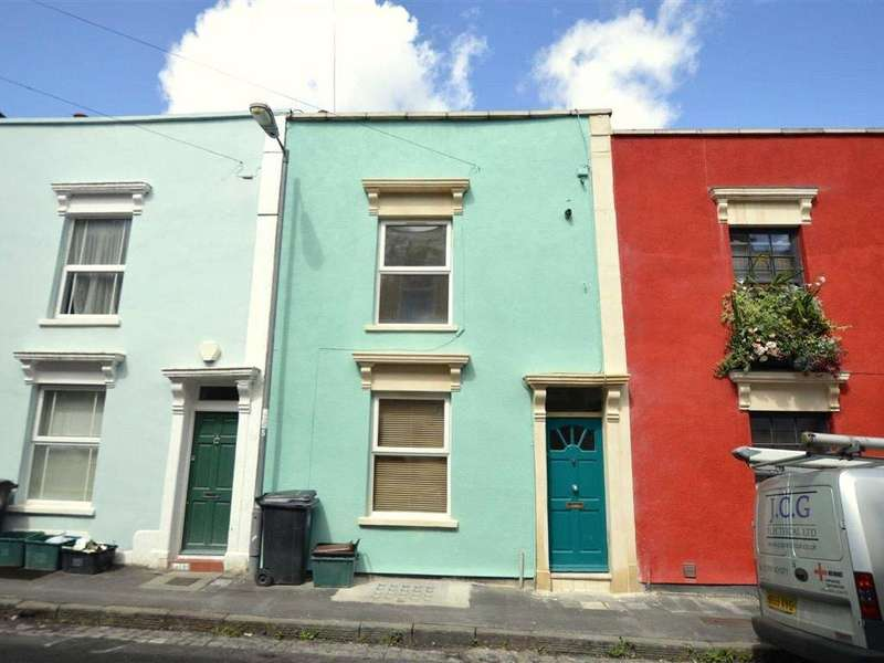 4 Bedrooms Terraced House for sale in Eldon Terrace, Windmill Hill, BRISTOL, BS3