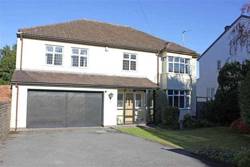 5 Bedrooms Detached House for sale in Henley Grove, Henleaze, Bristol