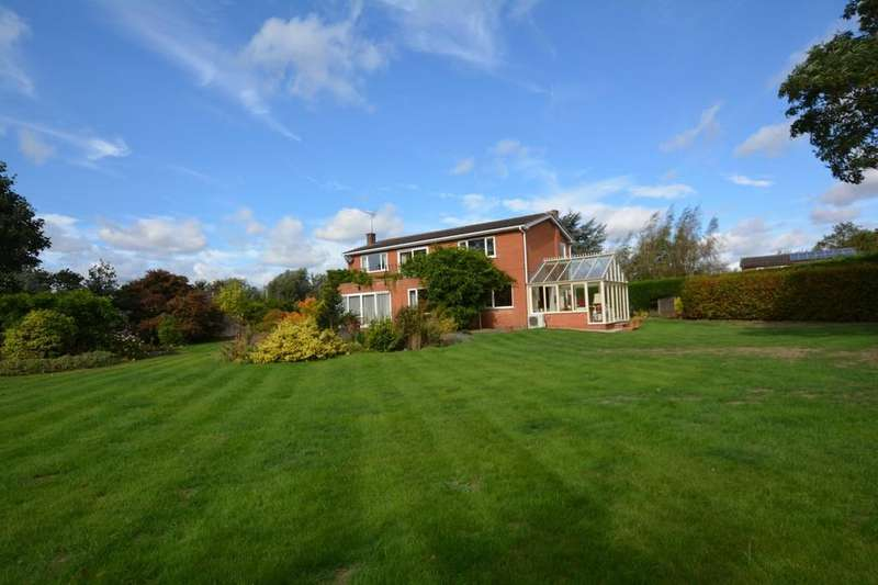 5 Bedrooms Detached House for sale in Sycamore Lane, Bleasby