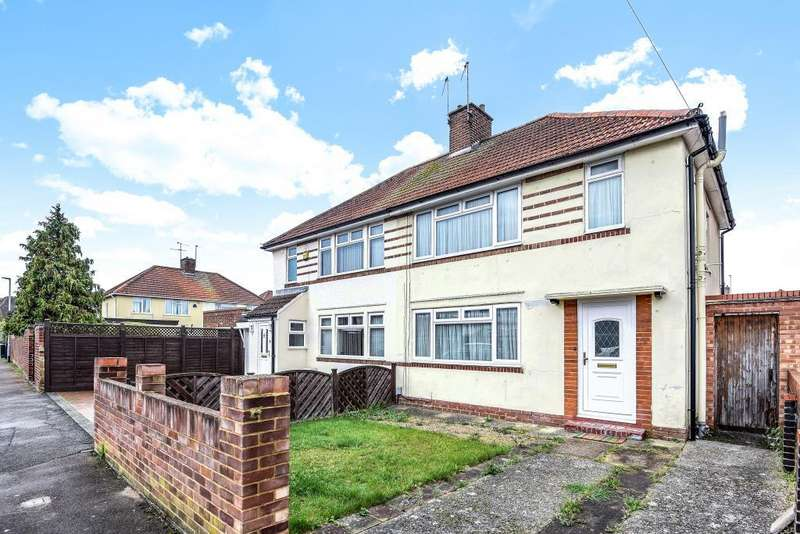 3 Bedrooms House for sale in Thornbridge Road, Reading, RG2