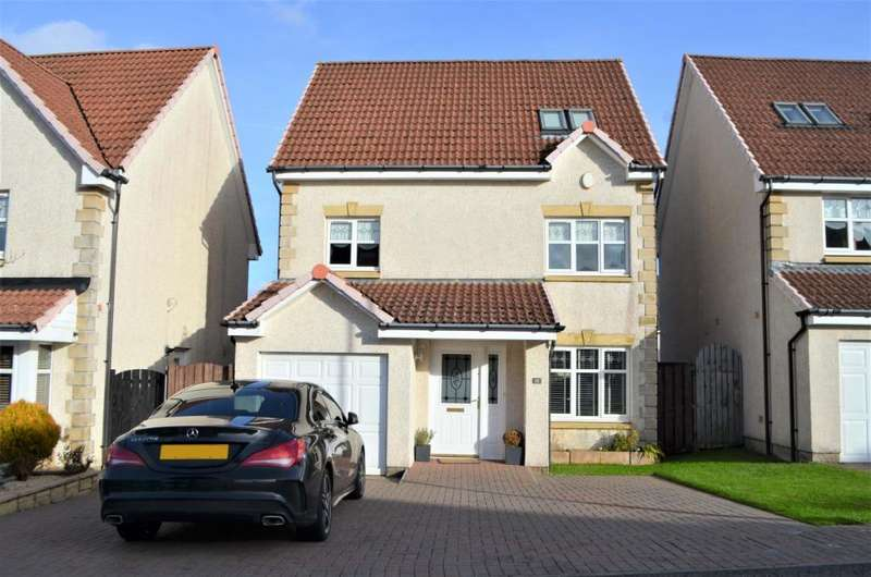 4 Bedrooms Detached House for sale in Sandhead Terrace, Blantyre, South Lanarkshire, G72 0JH