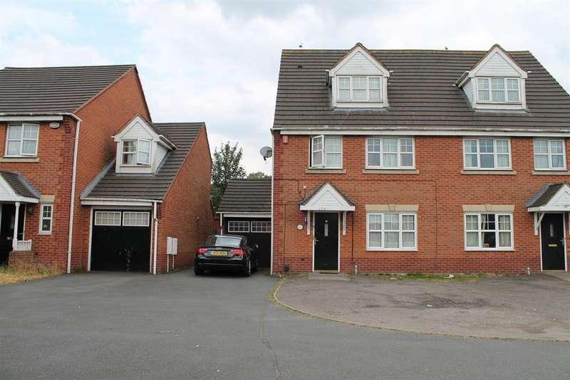 6 Bedrooms Semi Detached House for sale in Saint Pauls Road, Smethwick, B66 1HA