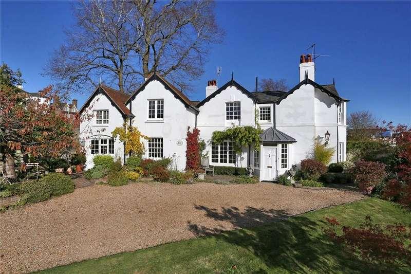 3 Bedrooms Unique Property for sale in The Common, Tunbridge Wells, Kent, TN4