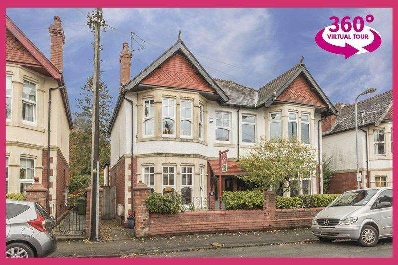4 Bedrooms Semi Detached House for sale in The Avenue, Cardiff - REF# 00005572 - View 360 Tour of http://bit.ly/2QruoT4