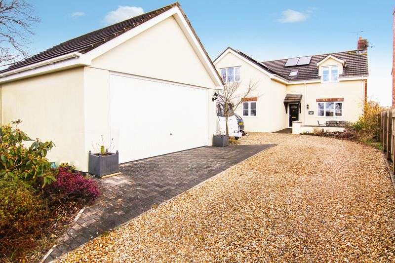 5 Bedrooms Property for sale in Folly Gate, Okehampton