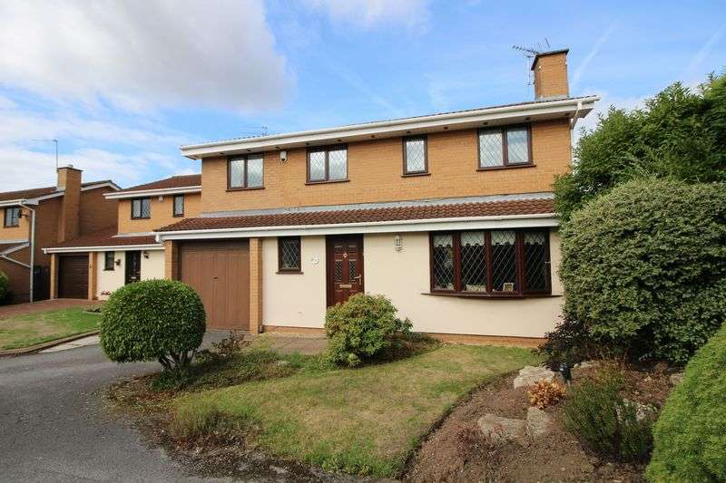 5 Bedrooms Property for sale in Briar Close, Nailsea