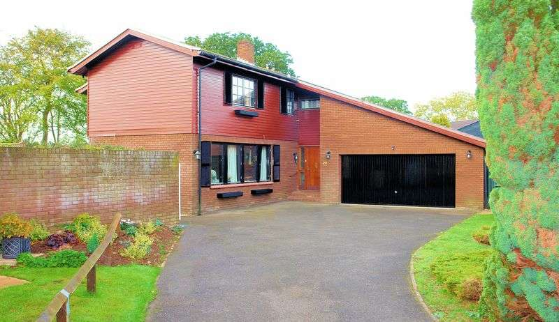 5 Bedrooms Property for sale in Charterhouse Close, Nailsea