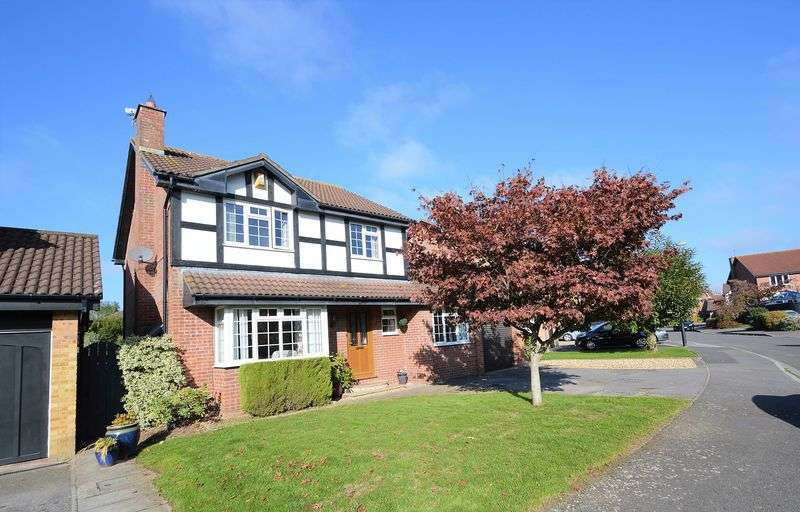 4 Bedrooms Property for sale in The Wood Kilns, Yatton