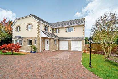 5 Bedrooms Detached House for sale in St. Columb, Cornwall, England