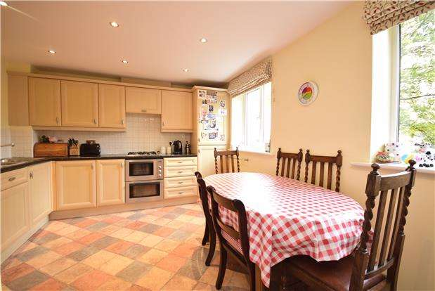4 Bedrooms Terraced House for sale in Britannia Close, Downend, BRISTOL, BS36 1AR